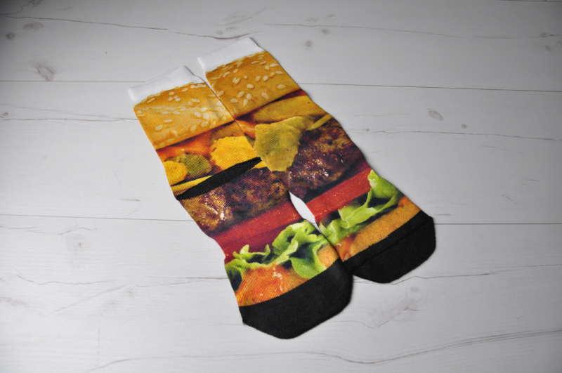 calcetines impresión